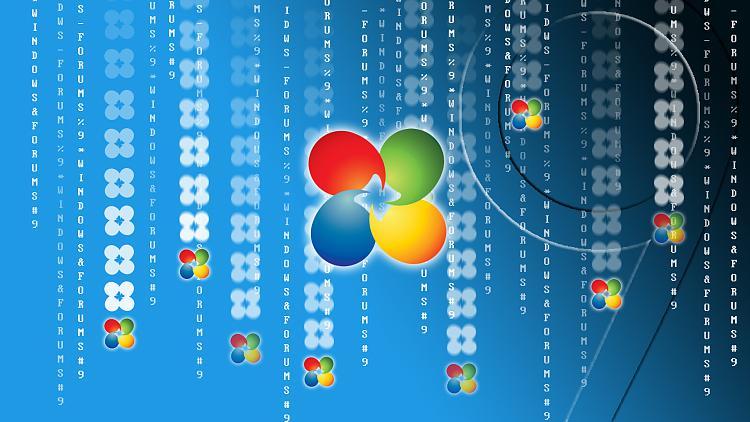 User Created Windows Nine Wallpapers-9f_cyan.jpg