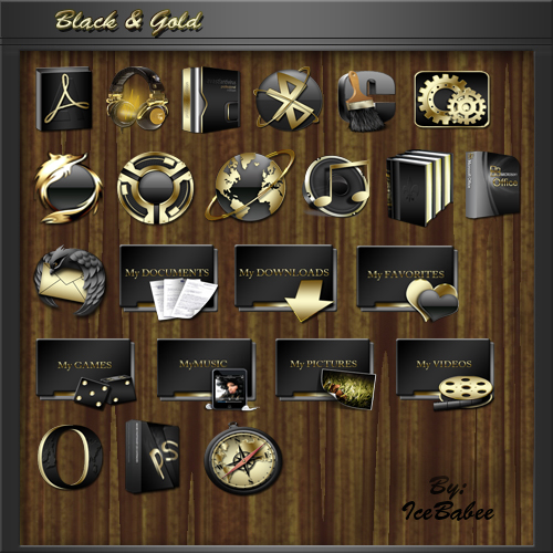 Click image for larger version.  Name:black_and_gold_by_icebabee-d4ajm8v.jpg Views:194 Size:248.8 KB ID:50555