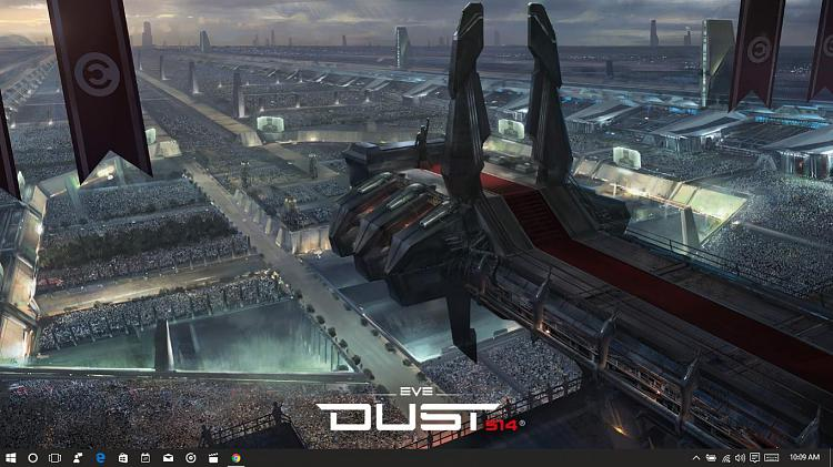 Click image for larger version.  Name:DUST 514 Caldari Rally Screenshot.jpg Views:14 Size:158.6 KB ID:51558