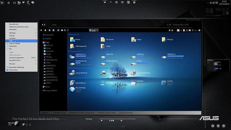 Desktop Background Folder Windows 10