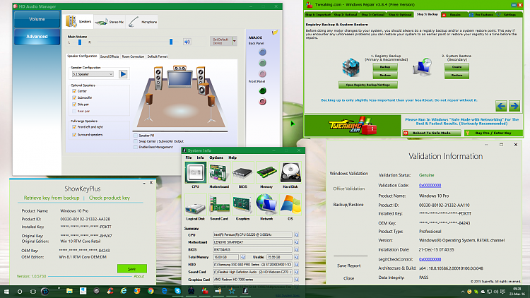 Windows 10 Themes created by Ten Forums members Solved