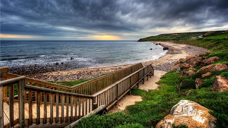 Click image for larger version.  Name:nature-landscapes_hdwallpaper_wooden-walkway-to-the-beach-hdr_2090.jpg Views:10972 Size:1.84 MB ID:7248