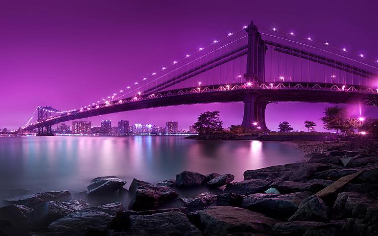 Wallpaper Dump .. HDR City Scape...-manhattan-bridge-new-york-city-wide.jpg