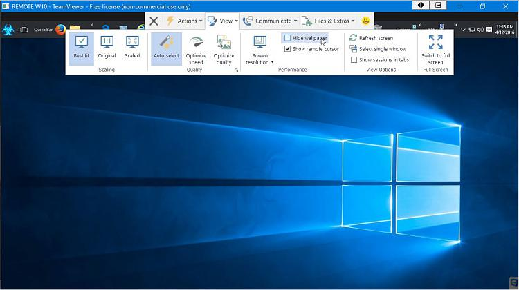 Click image for larger version.  Name:Team Viewer Hide-Show Wallpaper.jpg Views:2 Size:96.3 KB ID:74536