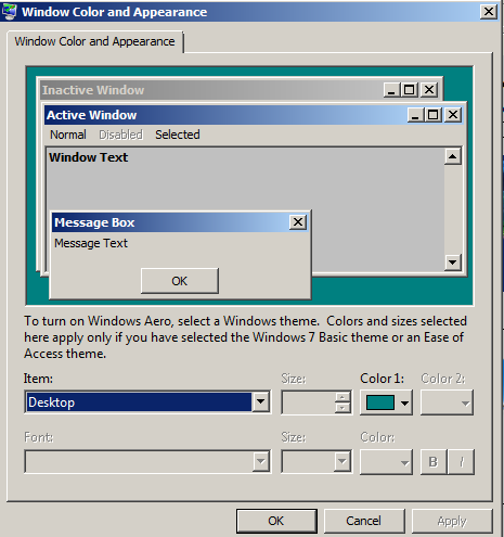Anyway to convert a Windows 7 themes to a Windows 10