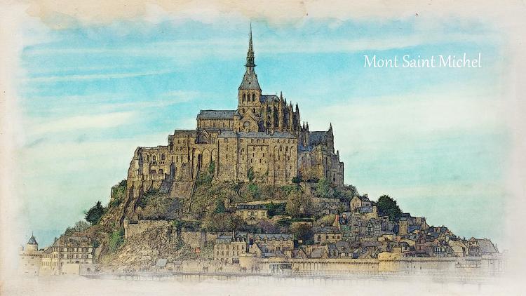 Click image for larger version.  Name:Mont Saint Michel C.jpg Views:5 Size:297.8 KB ID:86312