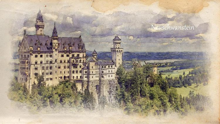 Click image for larger version.  Name:Neuschwanstein C.jpg Views:4 Size:353.2 KB ID:86313