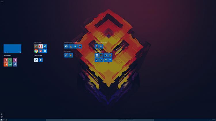 Click image for larger version.  Name:Start Menu Windows10.jpg Views:3 Size:261.1 KB ID:91502