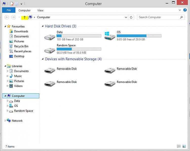"Change ""Up"" button on file explorer-capture.png"
