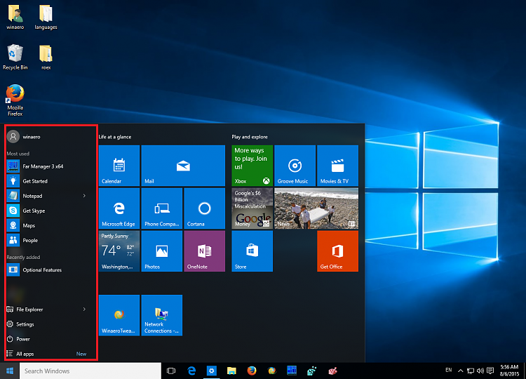 How to change START look, cant remove all app mode-windows-10-start-menu.png