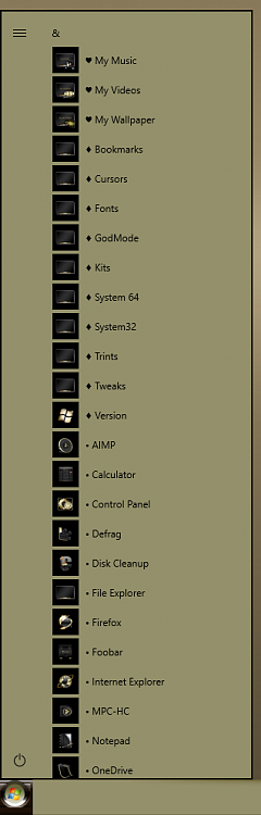 How do i customize the start menu?-000201.png