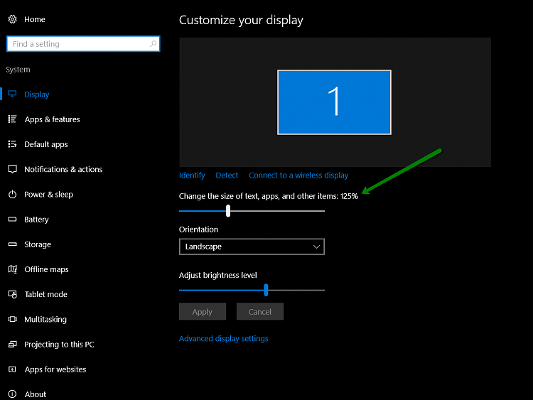 How to set Display size to 116% rather than 100% or 125%-2016-08-21_2214.png