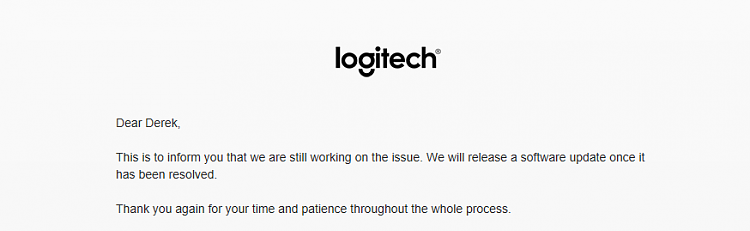 Looking for an alternative to Logitech's software for my