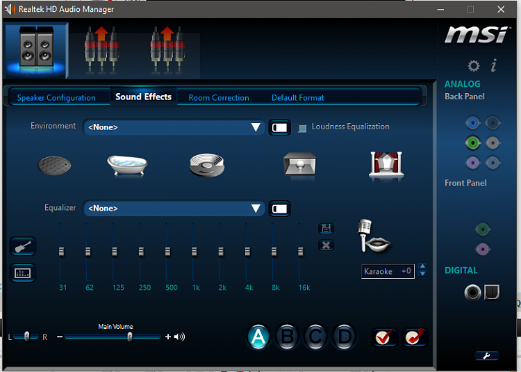down realtek hd audio manager win 10