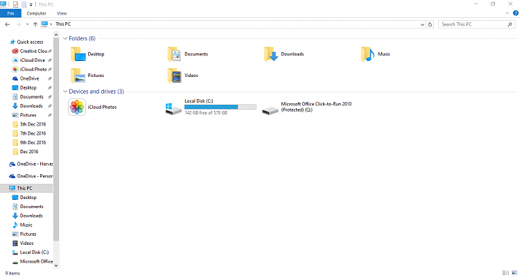 file manager windows 10