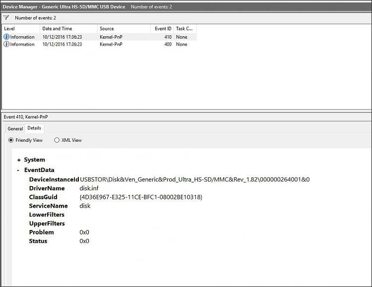 Click image for larger version.  Name:Log event viewer usb device.jpg Views:1 Size:61.3 KB ID:114336