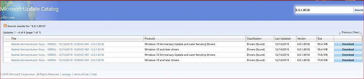 Click image for larger version.  Name:MS update realtek1.JPG Views:20 Size:112.9 KB ID:114452