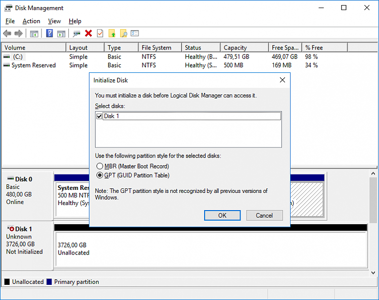 Click image for larger version.  Name:How to initialize a data disk by using GPT.png Views:2 Size:38.2 KB ID:117522