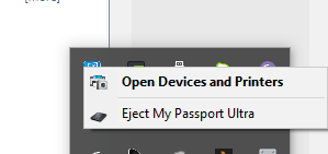 my passport ultra driver not working