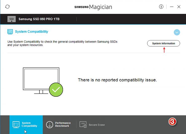 Click image for larger version.  Name:Samsung Magician v5.0-Screenshots-03-31012017 073621.png Views:5 Size:32.4 KB ID:119186