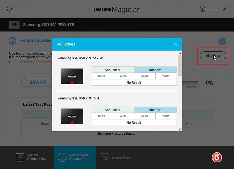 Click image for larger version.  Name:Samsung Magician v5.0-Screenshots-05-31012017 073818.png Views:5 Size:55.3 KB ID:119188