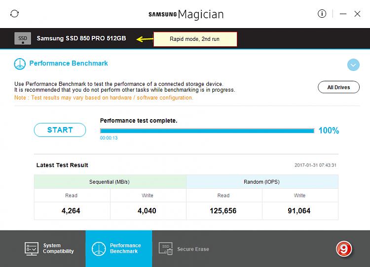 Click image for larger version.  Name:Samsung Magician v5.0-Screenshots-09-31012017 074349.png Views:5 Size:40.8 KB ID:119193