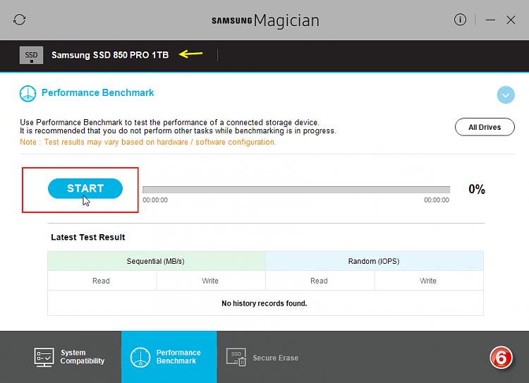 Click image for larger version.  Name:Samsung Magician v5.0-Screenshots-06-31012017 073911.png Views:5 Size:42.9 KB ID:119199