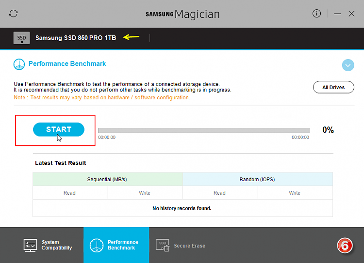 Click image for larger version.  Name:Samsung Magician v5.0-Screenshots-06-31012017 073911.png Views:4 Size:42.9 KB ID:119199