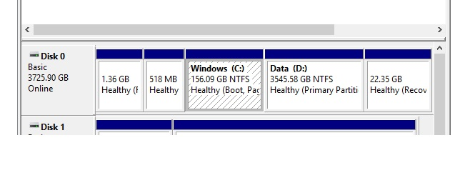 merge partitions windows 10 without losing data