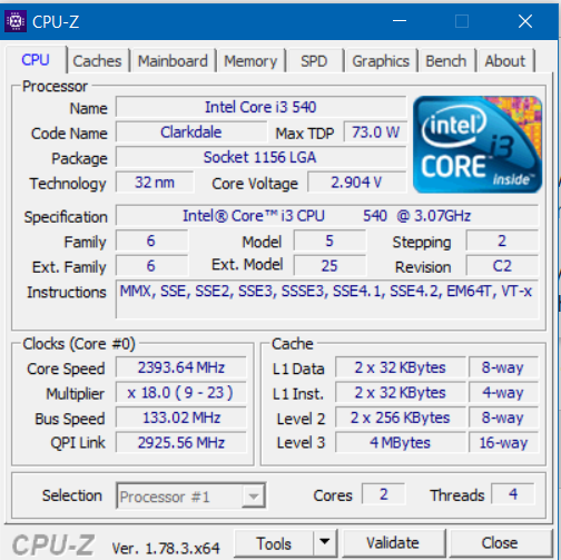 Click image for larger version.  Name:CPU-Z-1.png Views:21 Size:144.7 KB ID:126128