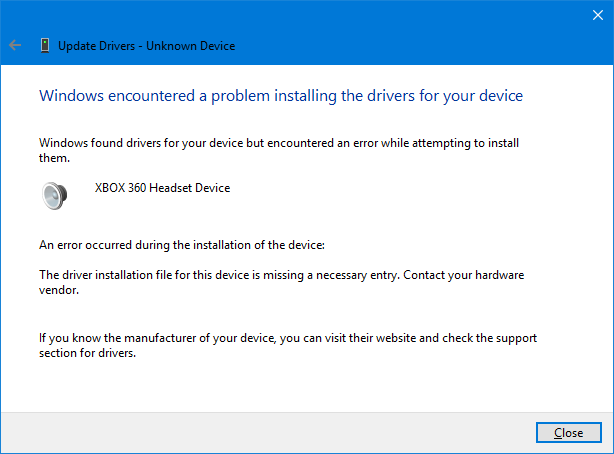 How To Install Unknown Device Driver In Windows 10