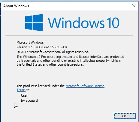 PC fails to identify smartphone following Win 10 Anniversary Update-winver.jpg