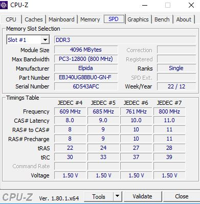 Windows 10 and BIOS does not detect one RAM slot anymore-cpu-z-memory-slot-1.jpg