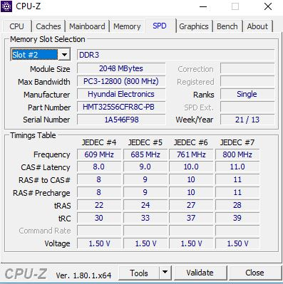 Windows 10 and BIOS does not detect one RAM slot anymore-cpu-z-memory-slot-2.jpg