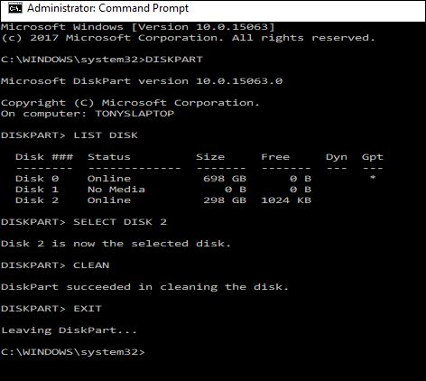 Merge 3 partitions on exVista recovered Hard Disk - for storage only-samsung-hd-disk-2-cleaned.jpg