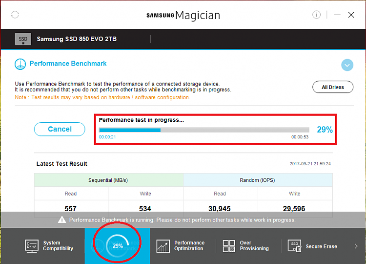 Click image for larger version.  Name:Samsung Magician Issue.PNG Views:2 Size:53.6 KB ID:154458