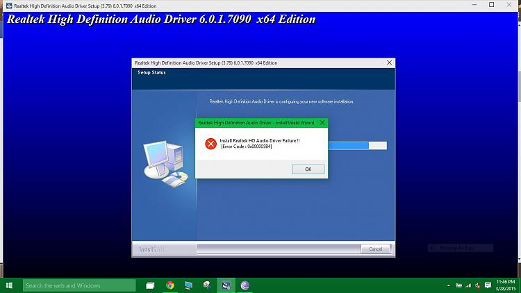 No Audio on Windows 10 Technical Preview Build 10041-error.jpg