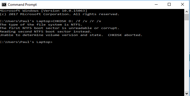 External hdd recognized in comp mgmt but wants to format-cmd-error-11-14-17.png