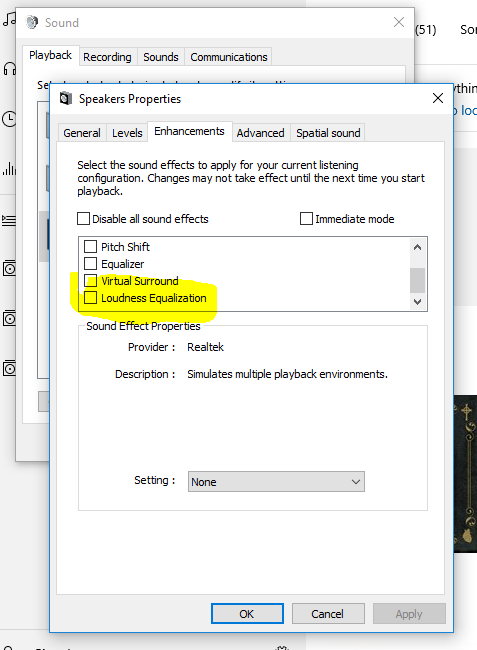 Automatic volume reduction Solved - Windows 10 Forums