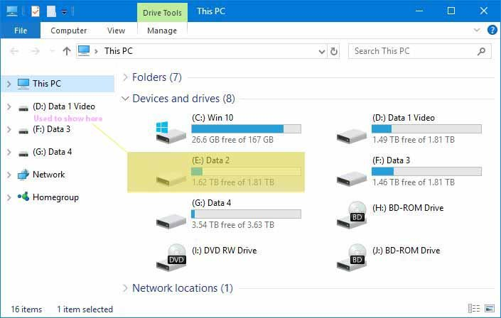 windows 10 how to add a second hdd