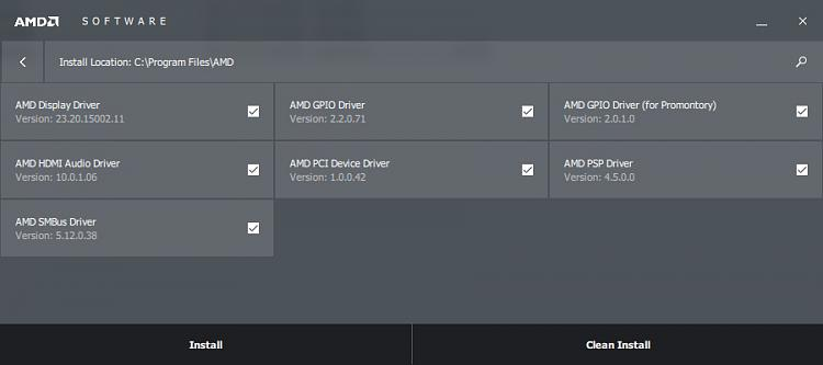 Latest Amd Chipset Drivers Released Page 5 Windows 10 Forums