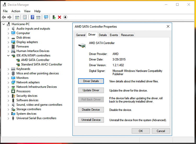 Click image for larger version.  Name:SATA Driver.PNG Views:2 Size:60.9 KB ID:168270