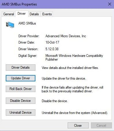 Proper way to install AMD Chipset Drivers ... | Community