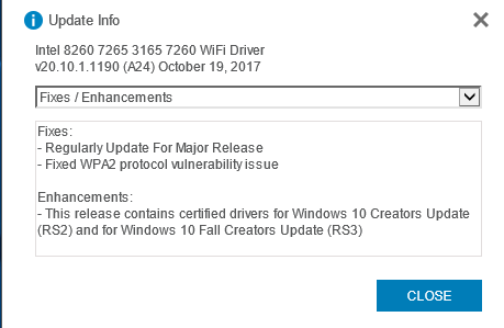 dell wifi drivers for windows 10