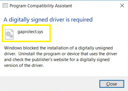 "How to solve ""digitally signed driver is required""-image.png"