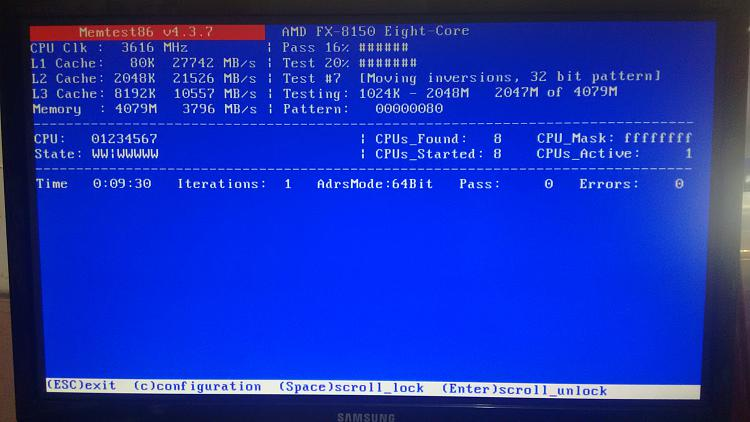Hardware Reserved Memory issue: need help with my BIOS maybe