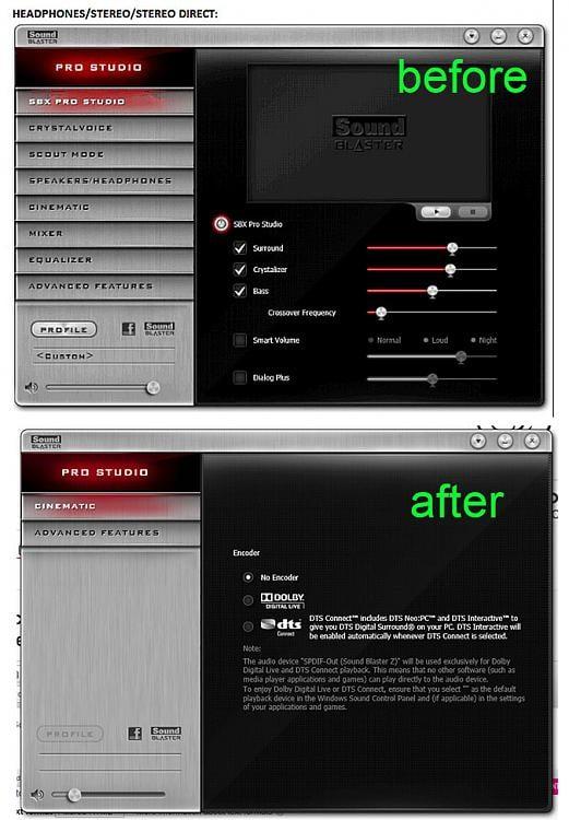 Creative Soundblaster Z Control Panel Issue Windows 10