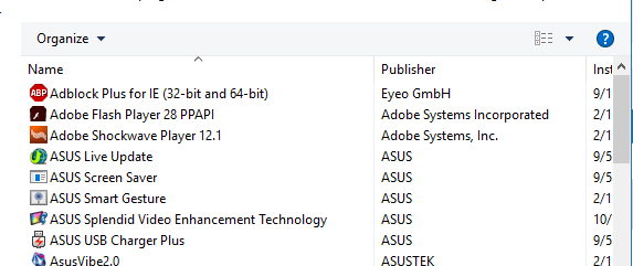 Problems with volume key on an Asus Laptop - Page 3