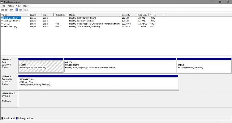 Click image for larger version.  Name:Disk Management.jpg Views:3 Size:131.7 KB ID:181286