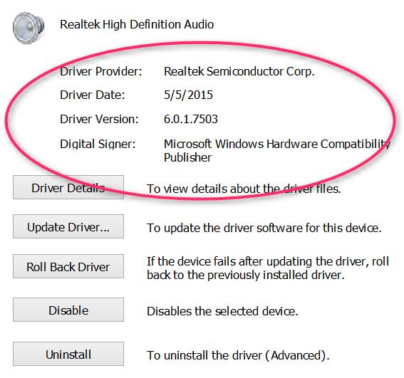 Drivers Ethernet, Wi-Fi et HD Audio pour Windows 8.1 chez Realtek